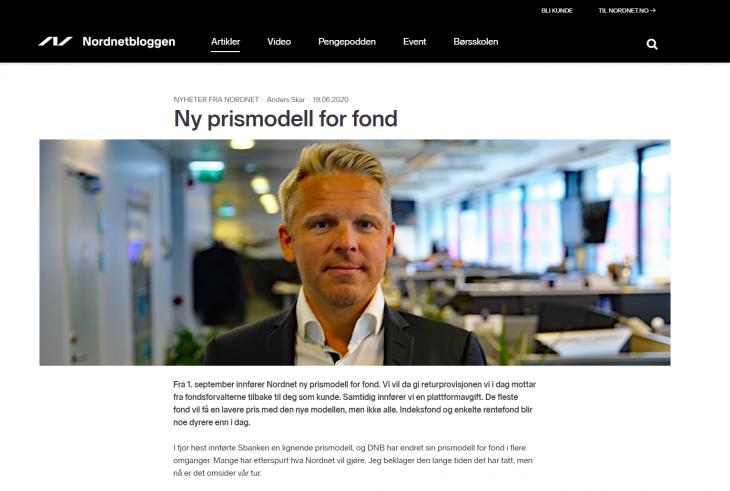 Fond Nordnet